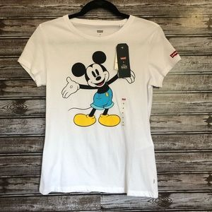 Levi's Mickey Mouse Tee